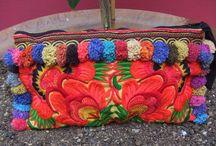 Bag and clutch / Todo en bolsos