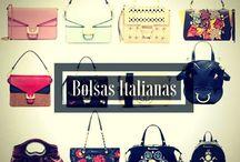 Marcas de Bolsas Femininas Italianas