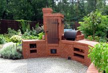 grill ogrodowy
