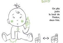 langage signes