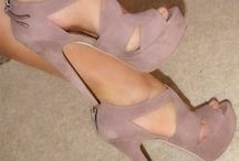 J'adore my shoes / Shoes for my not so lovely feet...