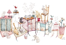 Illustrations -  Solenn Larnicol