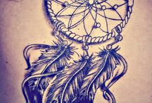 Dream Catches Tattoo All Shapes / My best dream catcher