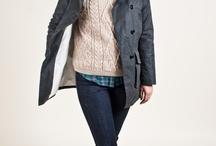 2dayslook Grey Jacket/Coat / by Anouk Blokker