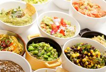 {Dips} & Spreads, Sauces, Mixes, & Marinades / (sweet and savory) dips, spreads, sauces, butters, marinades, condiments, relishes, dry mixes, seasonings and rubs / by Mary Eichman