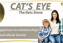 Cats Eye Gemstone / Cat's Eye or Lehsunia is a brilliant stone which resembles the eyes of a cat.