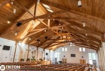 Reclaimed Heavy Timber