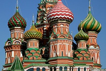 Russia Love / Adoption ROcks and in this house we love all things Russia / by Heather Cloudt