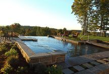 Pools / Pool design, outdoor