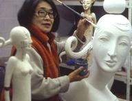 Tvorba,umelci,umelci v atelieroch,portréty. / Výtvarná tvorba