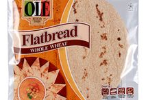 Recipes with our Flatbreads
