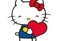 Kity corazón