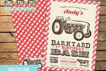 Party Planning: Barnyard Bash