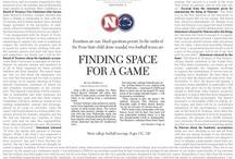Stop the Press / Newspaper and magazine design