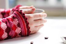 rukavice ,rukavniky / Všetko na ruky