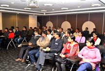 A Sneak Peek to the Fresh Batch at INLEAD- Jan'14 / Orientation Day at INLEAD