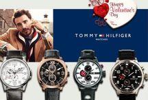 Ανδρικά και Γυναικεία ρολόγια Tommy HILFIGER!!!