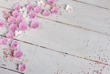 Täytekakun koristeita