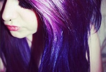 hair ideas...color and styles!