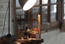 Arta miniaturala - Miniature art