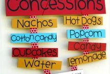 Concessions/Food Truck / by Kirsten Butterbaugh