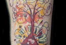 Идеи тату / Татуировки которые проникли в душу