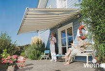 Weinor Awnings / Retractable Awnings for Balcony & Patio areas from Weinor for the home and garden.