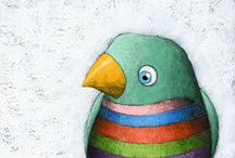 cuki madárka