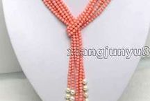 strand necklaces