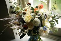 Flower arrangements / by Charlotte Glynn