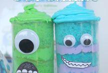 Push Pops / Cakes