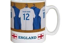 Women's World Cup: England Gifts / England gifts for supporters of our Lionesses!