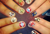 Nails art / by Homemadepicturemania Sao Nonac