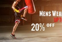 Mens Gym Wear / For stylish and cheap gym clothes for men, visit Gym Clothes, the stylish way of clothing, leading e-store offering high-performing gym apparel for men. Buy at affordable rates! #MenGymClothes  WEB : http://www.gymclothes.com/online/men/