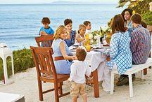 Coastal Celebrations / Throw the best beach party.