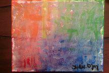 My Artwork / by Julie Martin