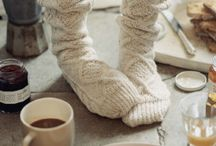 cozy winter images / things that remind us of our love for the season