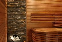 Home gym & sauna