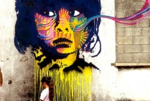 Street Art  / by Bohemian Hippie