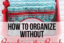 Organisieren und Ordnen
