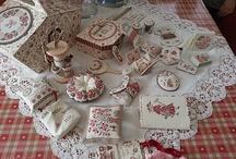 Наборы для рукоделия вышивка