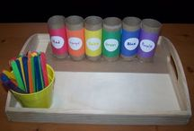 Preschool Ideas / by Debbie Drennan Maginity
