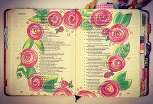 Job Bible Journaling