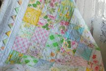 Crafty:  Vintage sheets / by Georgiann Coons
