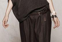 maglia marrone
