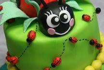cake ladybug