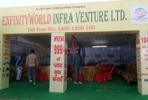 Affordable Plots / Enfinity world provides best services in plots