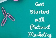 Pinterest Marketing for Makers / A group board for makers to share tips on how to market their handmade businesses using Pinterest.