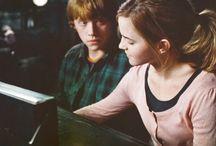 Harry Potter / by Samantha Vanderford