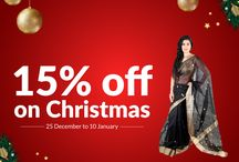Sarees / This is about Chanderi Sarees collection.